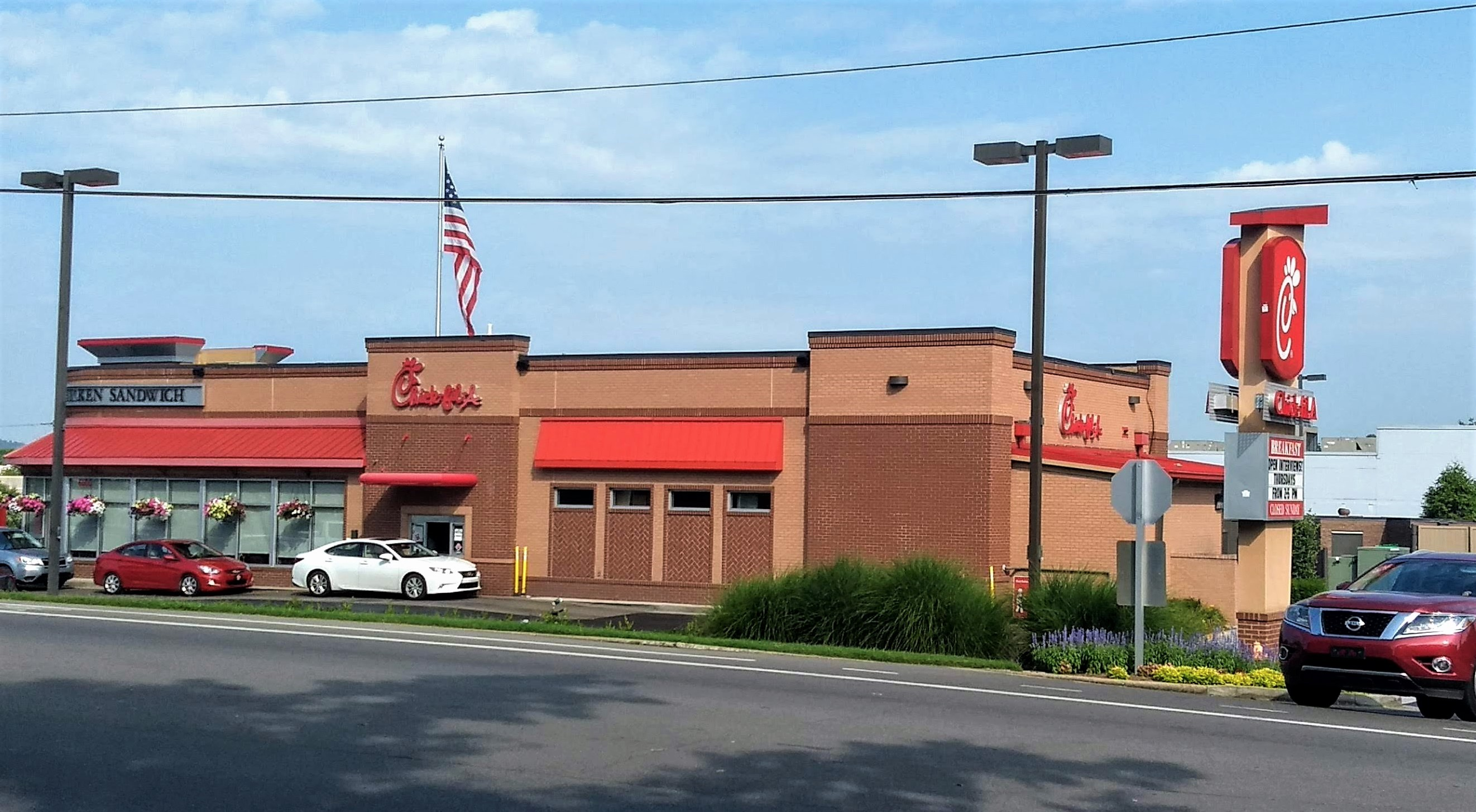 Is a wish coming true with new Chick-Fil-A in Bellevue?