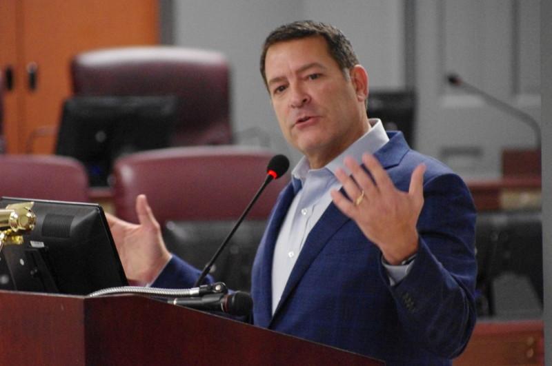 Rep. Mark Green won't run for open Senate seat in 2020