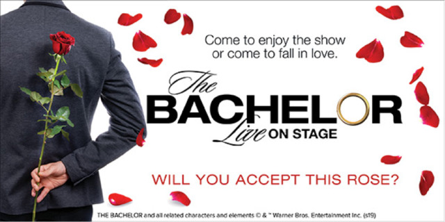 'The Bachelor Live on Stage' coming to TPAC in May