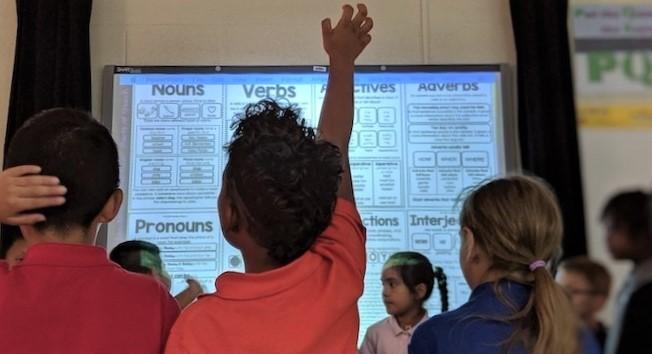 Hillwood cluster elementary schools make TNReady Reward School list