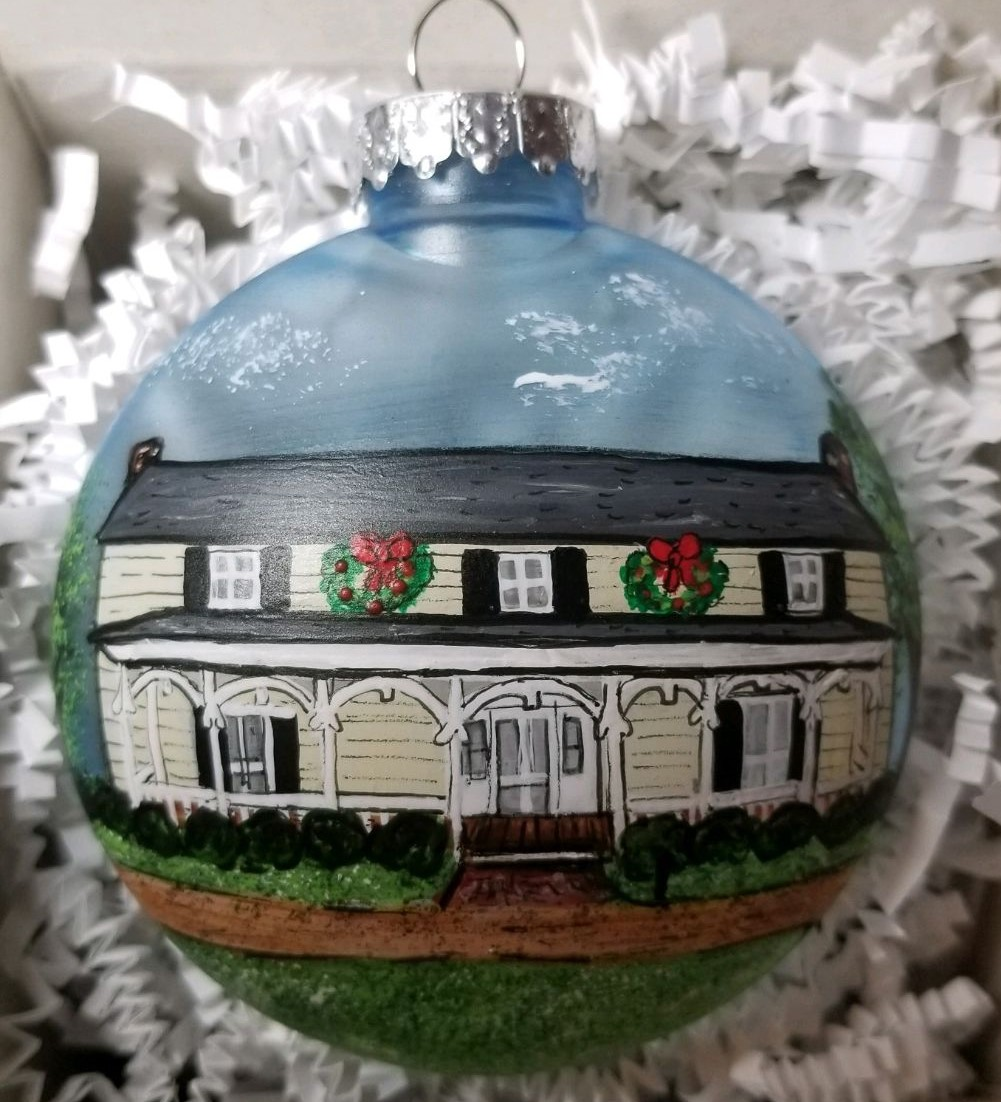Handmade local Christmas ornaments must be ordered by Aug. 10