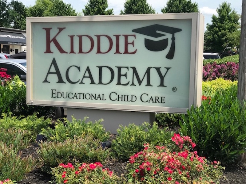 Kiddie Academy of Franklin's owner proud of award she won for impact on community