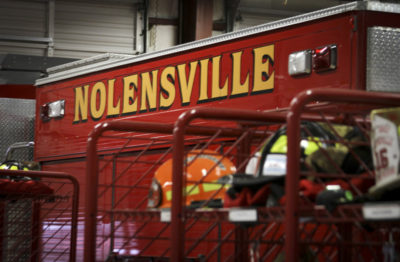 Nolensville Volunteer Fire Department seeks donations for equipment, training