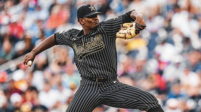 CPA alum Philip Clarke reflects on Kumar Rocker's big CWS performance as Vandy tries for title
