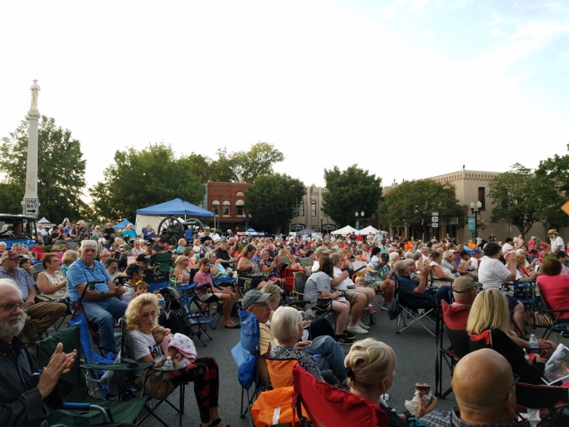 Bluegrass Along the Harpeth returns for the 28th year July 26 and 27