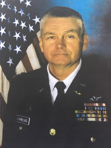 "OBITUARY: Colonel Anthony Wane ""Tony"" Cornelius"