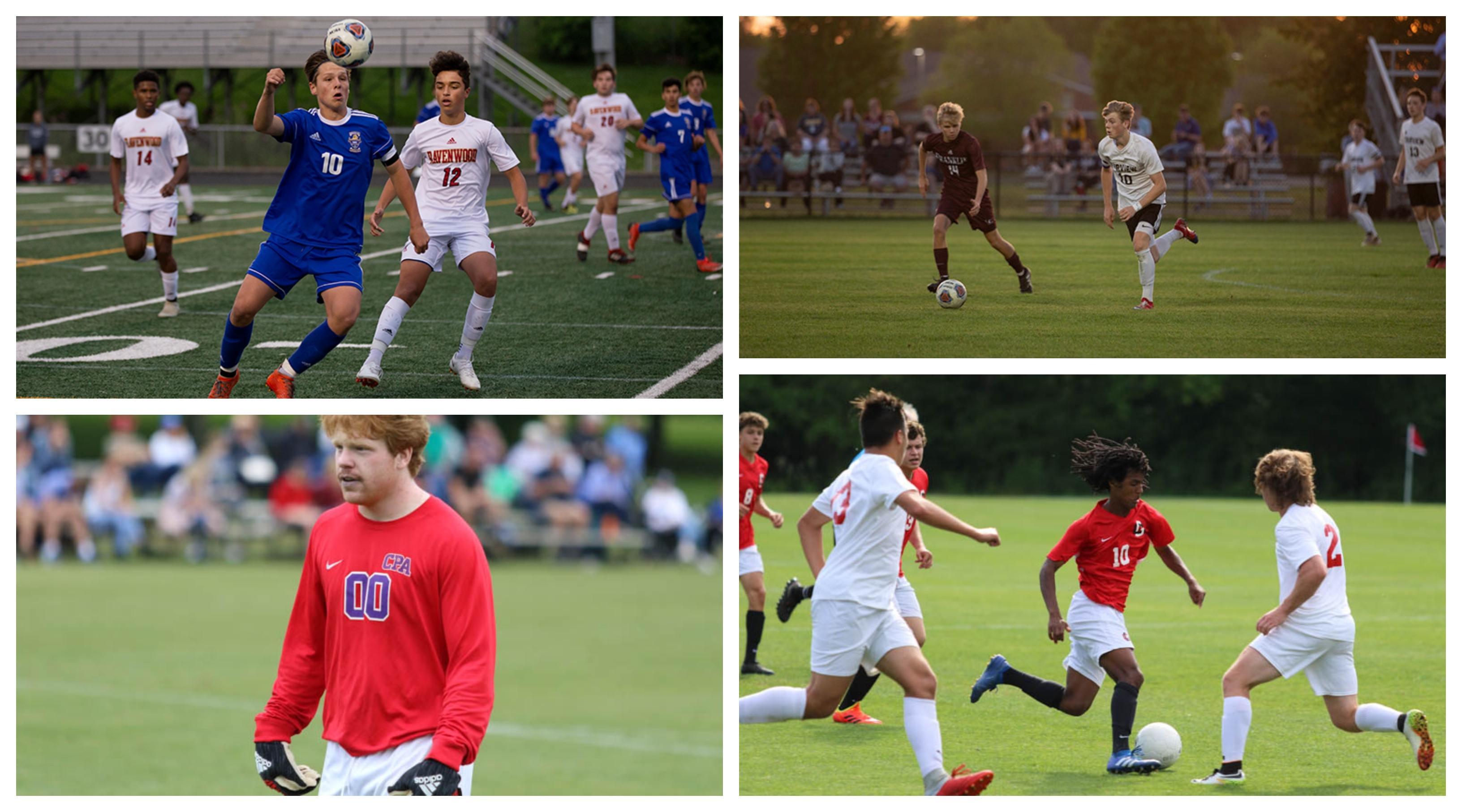 Brentwood, GCA, CPA, Fairview players make Tennessee soccer coaches All-State list