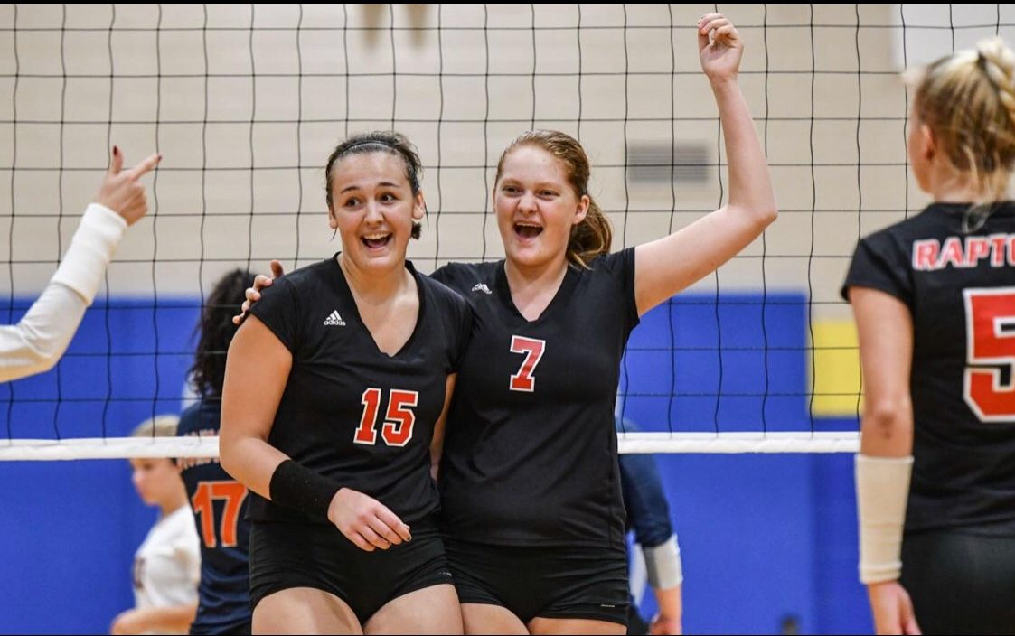 Returning from injury, Camille Spencer looks to win with Ravenwood volleyball