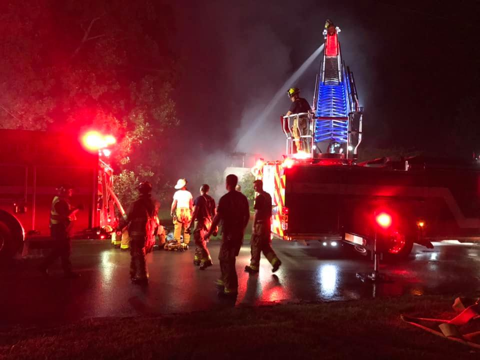 After fire destroys Brentwood home, GoFundMe raises more than $18,000 for family
