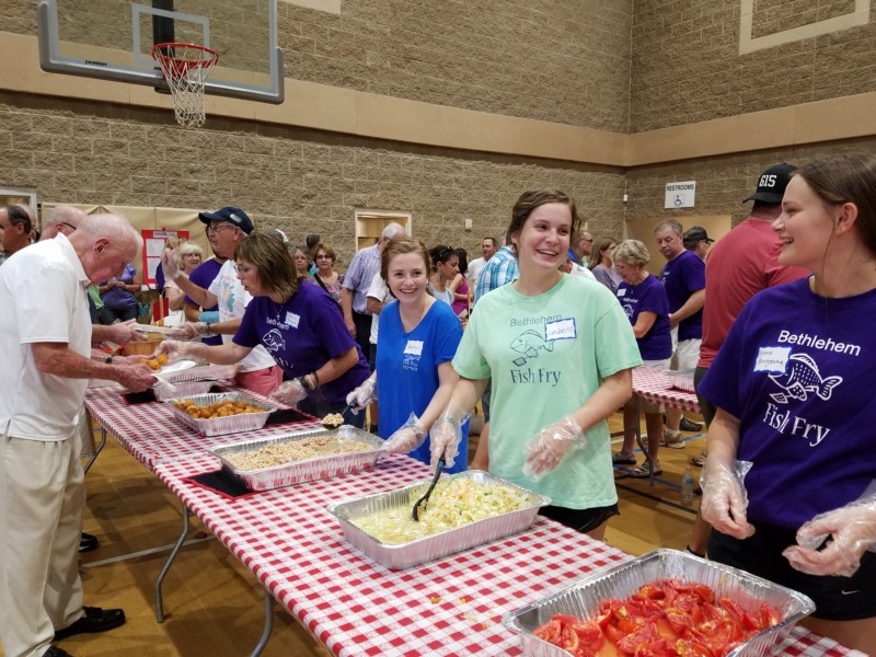 Bluegrass, big band sounds to provide a musical backdrop to Bethlehem UMC's Fish Fry