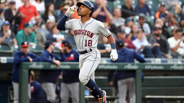 Centennial grad Tony Kemp's MLB career has reached a turning point