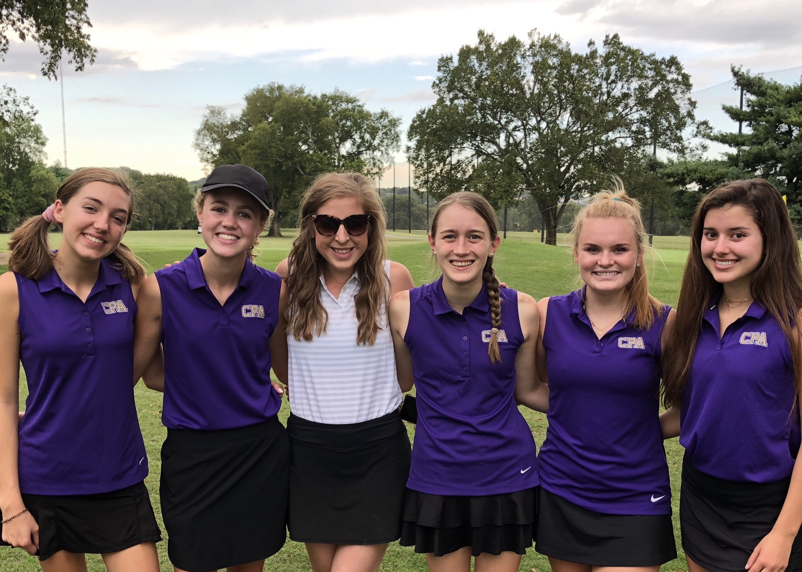 WillCo Athletic Spotlight: CPA girls golf coach Meg Terry