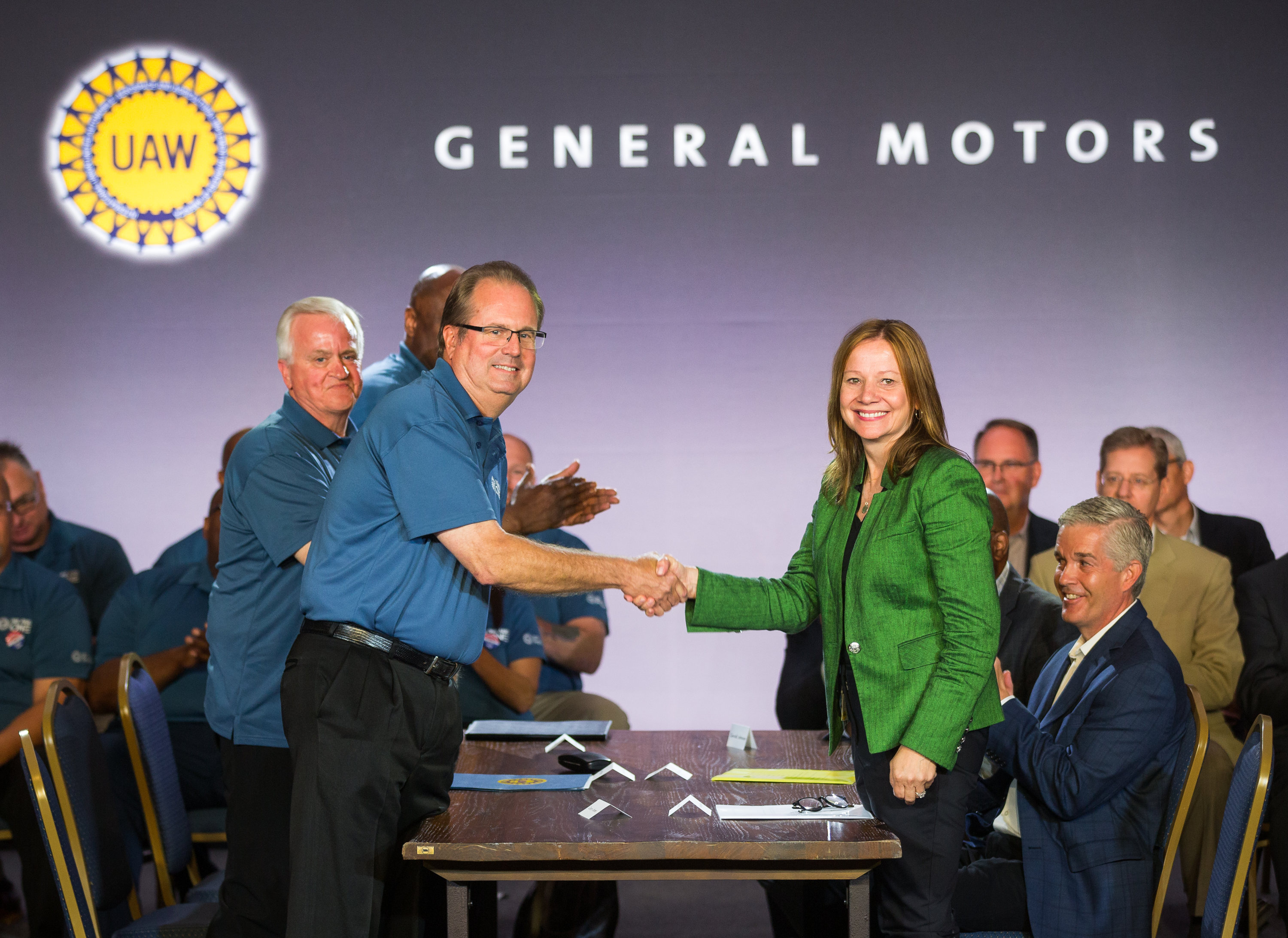 Local auto workers union predicting contentious contract negotiations with General Motors