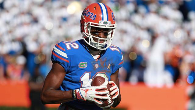 Ravenwood grad, Florida WR Van Jefferson willing to work for NFL dream