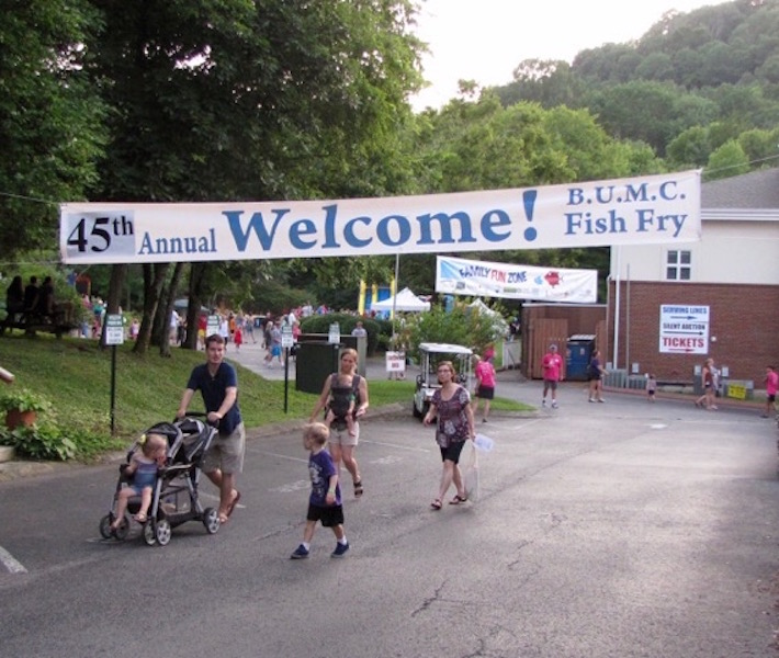 Bethlehem United Methodist enjoys 43rd annual Fish Fry with live music, home-cooked meal