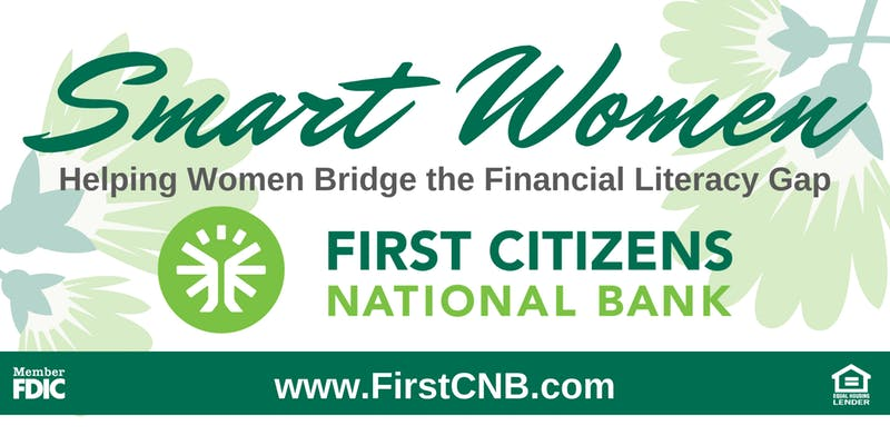 First Citizens National Bank to host Smart Women community events on financial fraud