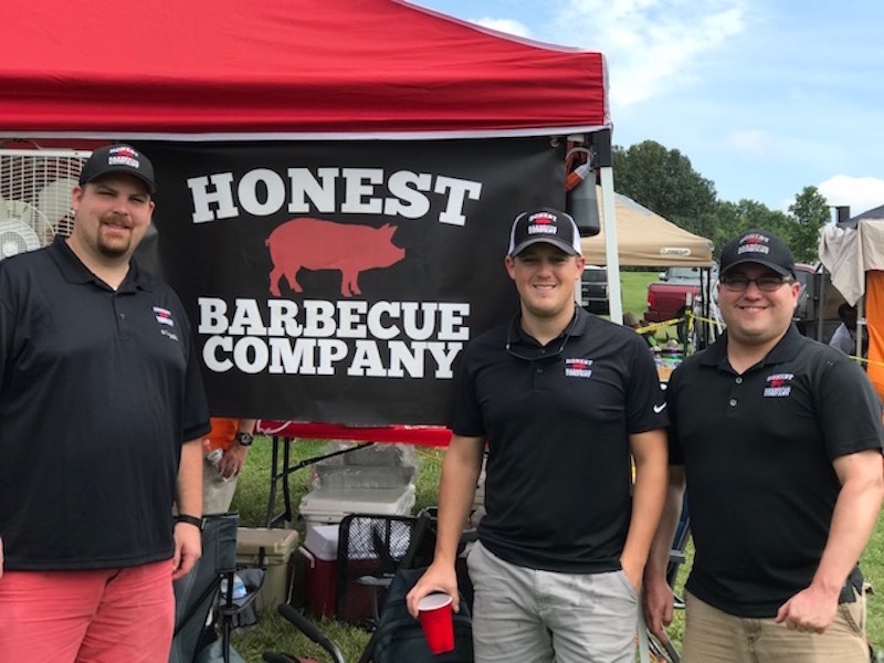 Great Americana Barbecue Fest has strong turnout, solid showing from Alabama