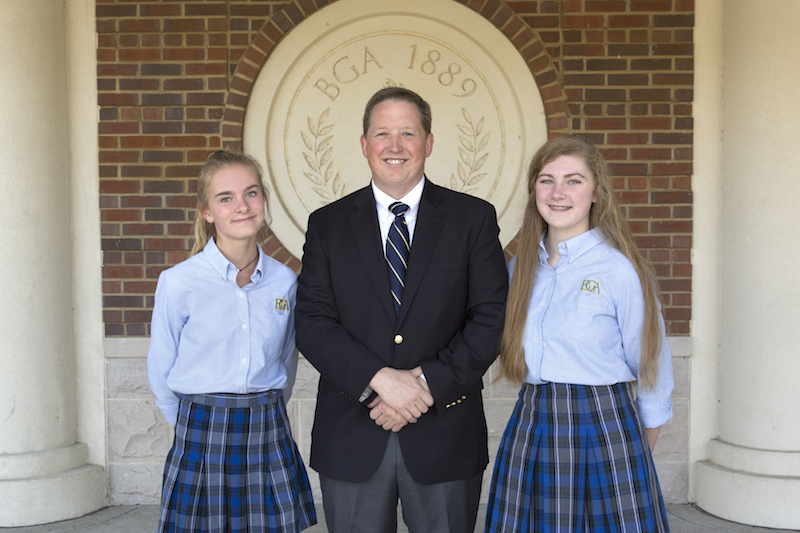 Former Page, Brentwood middle school students are recipients of BGA Alyne Q. Massey Honors Scholarships