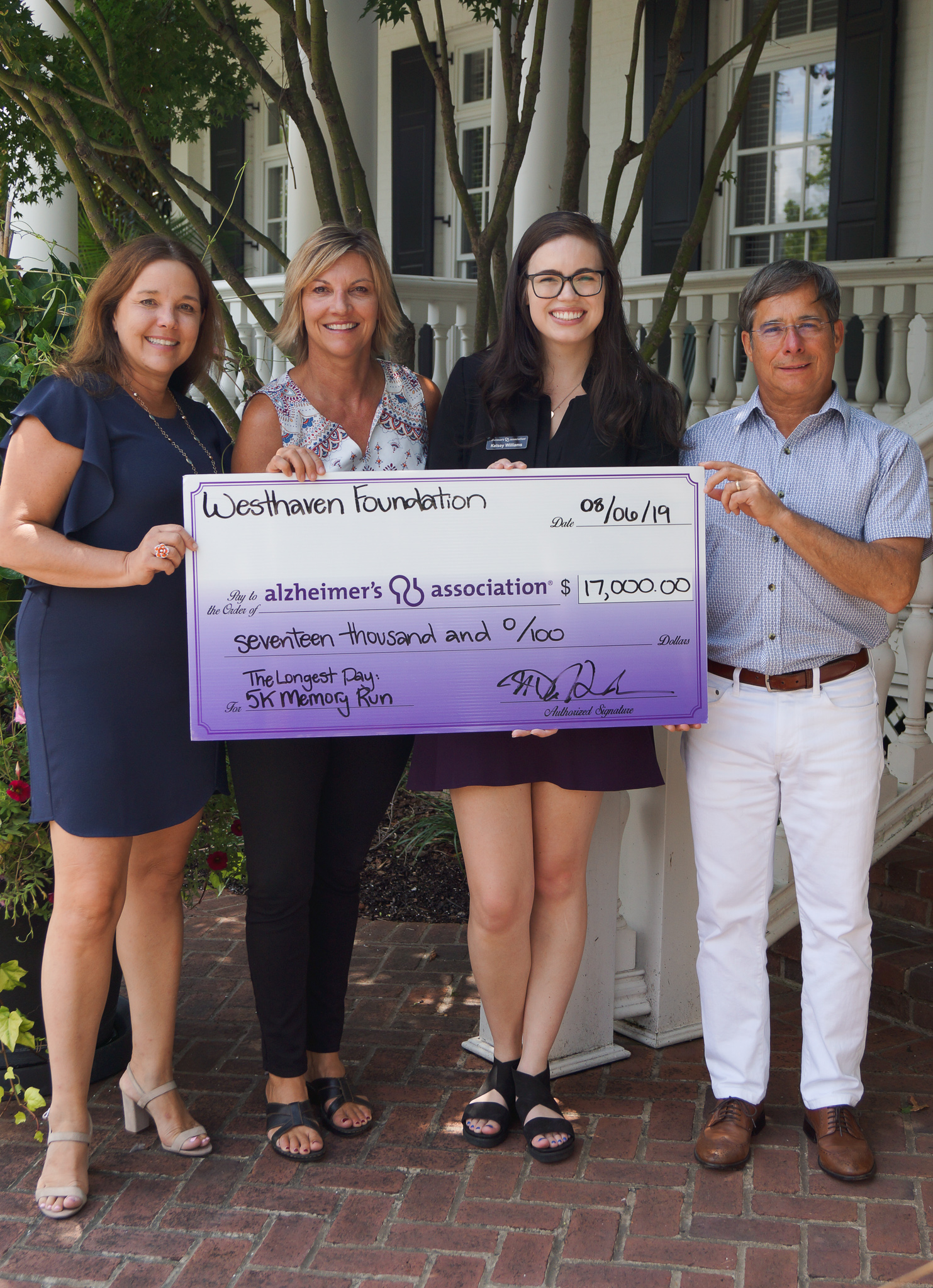 5K Memory Run raises $17K for Alzheimer's Association