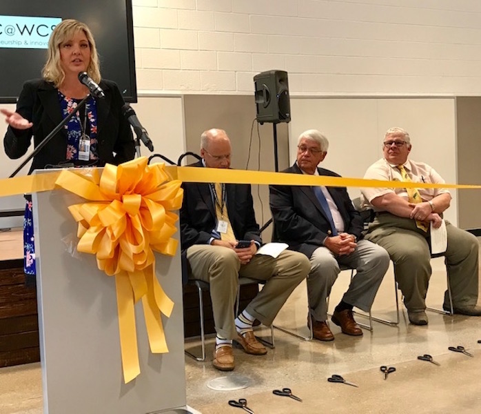 Williamson County Schools' EIC officially opens, brings entrepreneurial spirit to the district