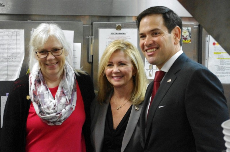 Florida Senator Marco Rubio to speak at The Factory in Franklin Friday