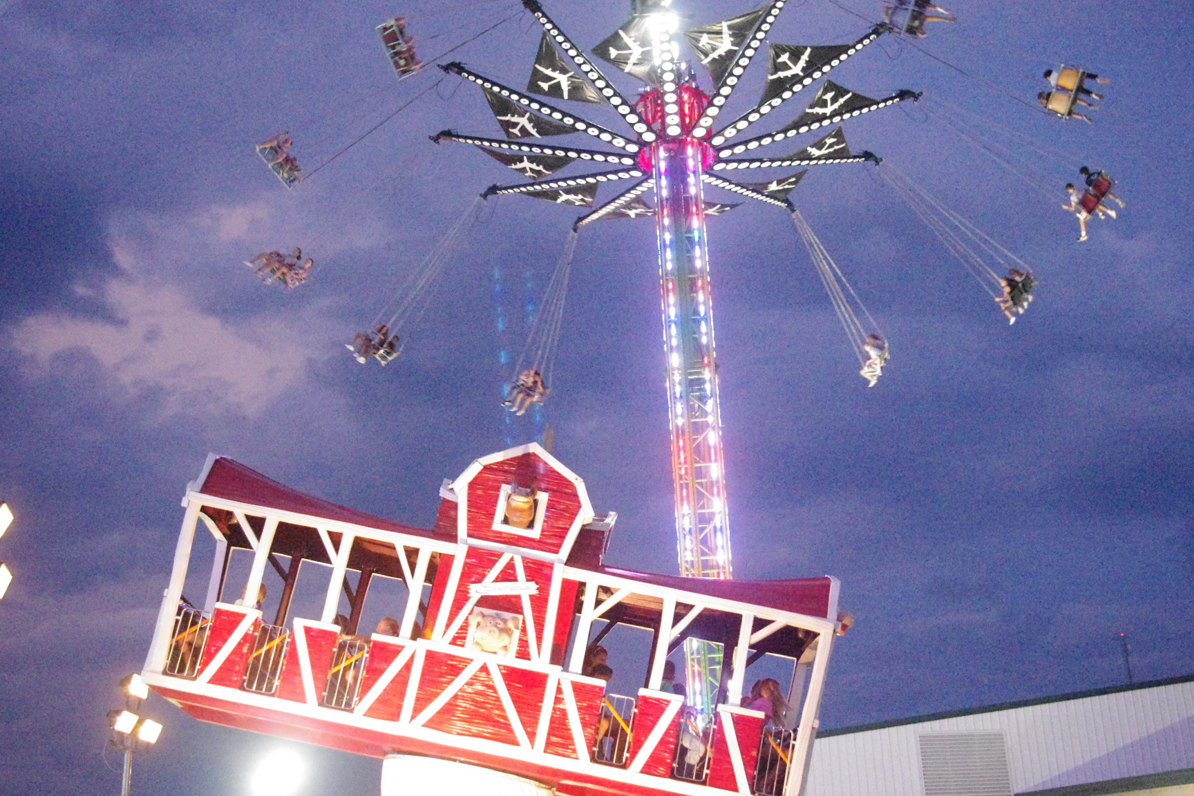 PHOTOS: Williamson County Fair draws thousands during first day