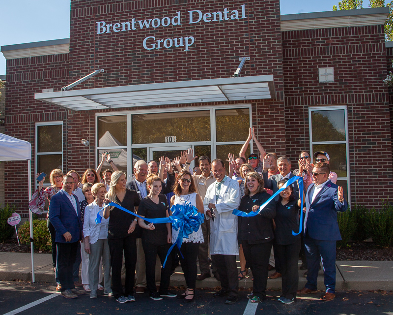 Brentwood Dental Group celebrates new era with ribbon cutting