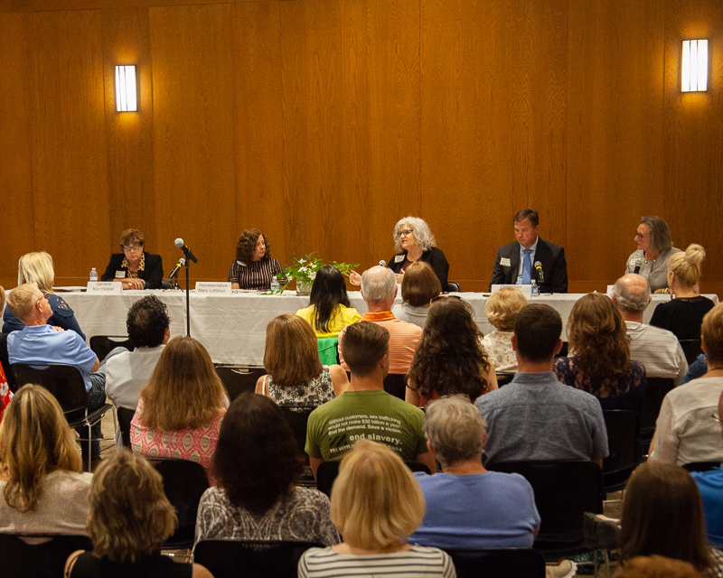 End Slavery TN panel highlights human trafficking in Williamson County