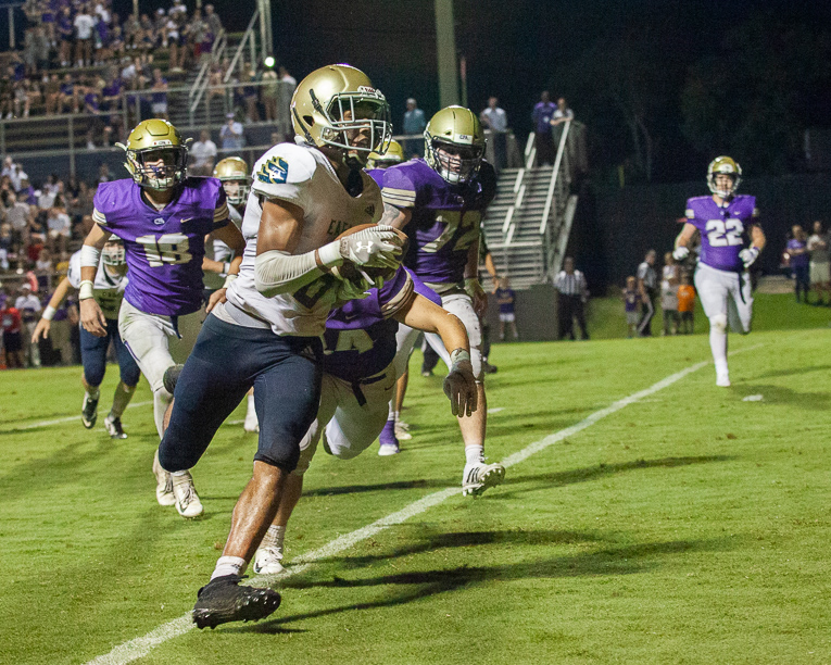 GAME OF THE WEEK: Independence back on track in road win over CPA