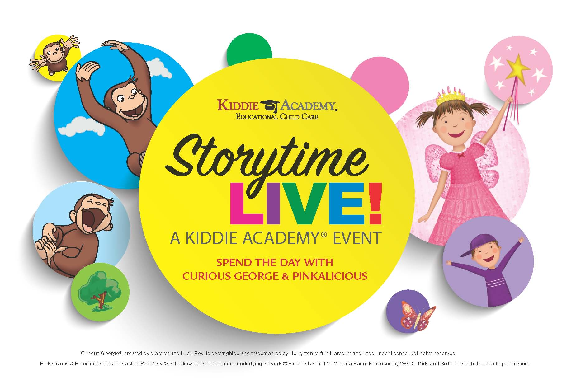 Kiddie Academy of Brentwood promotes child literacy with Storytime LIVE! event