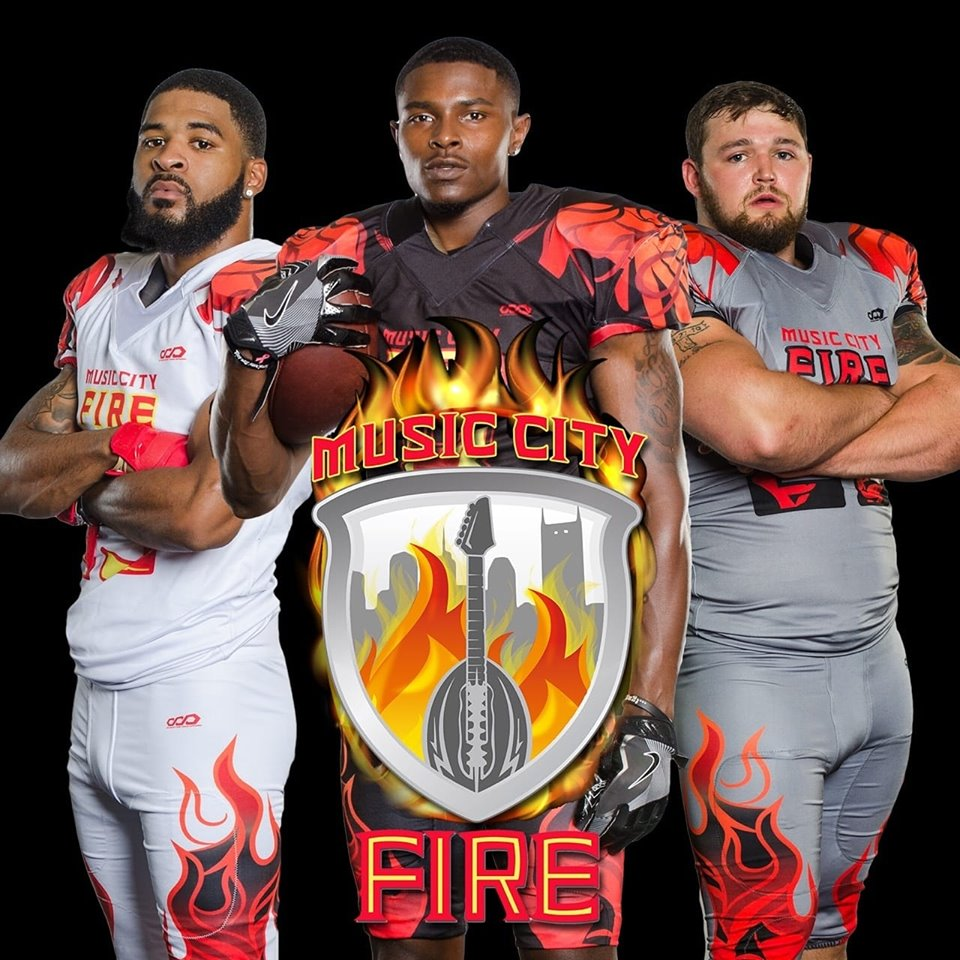 Arena football on way to Williamson County with addition of Music City Fire