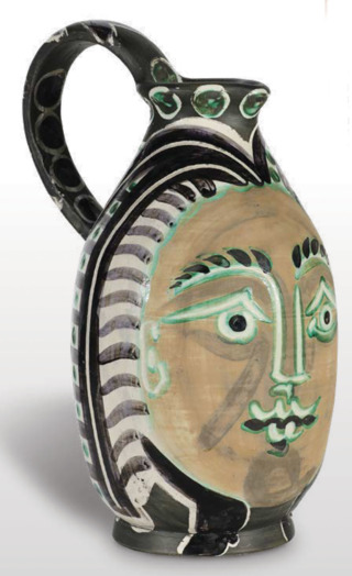Picasso's ceramic works on display at Monthaven Arts and Culture Center