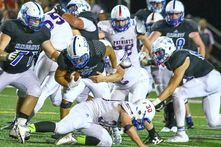 FOOTBALL PREVIEW: Nolensville hopes to prove itself as major threat in 2019