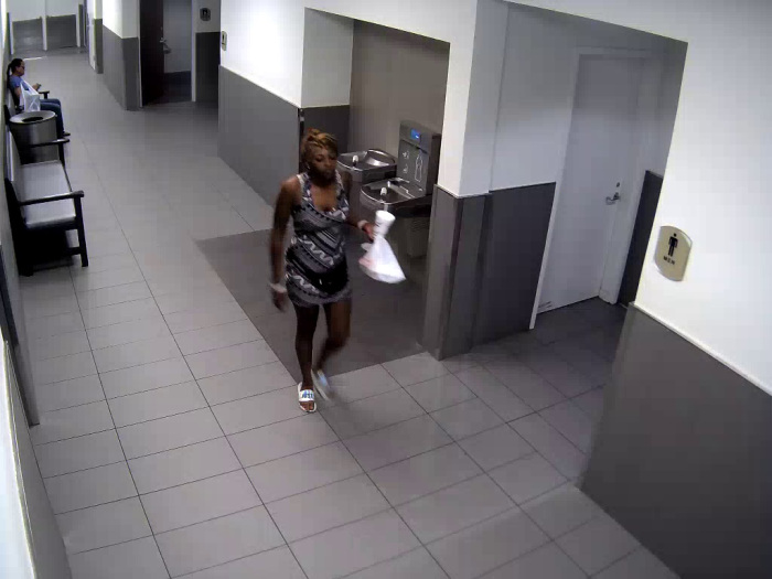 Crime Stoppers offering reward to help ID woman wanted for questioning in credit card theft