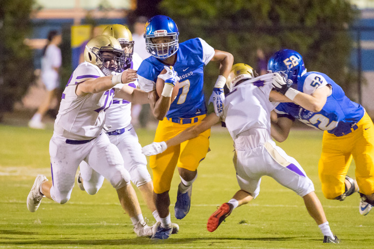 FOOTBALL PREVIEW: Indy faces region foe Franklin, BGA, CPA to tussle