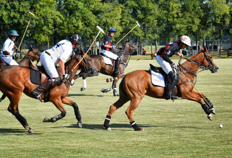 Chukkers for Charity fundraiser names teams for main polo match, pitting brother against sister