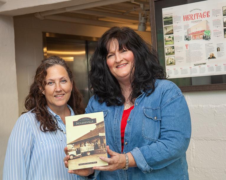 'Images of America: Nolensville' celebrated at Heritage Foundation gathering