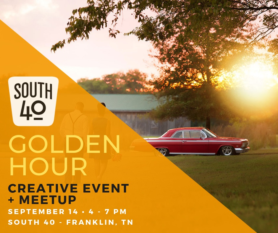 "South 40 Farm to open its property for a ""sunset golden hour photography"" night"