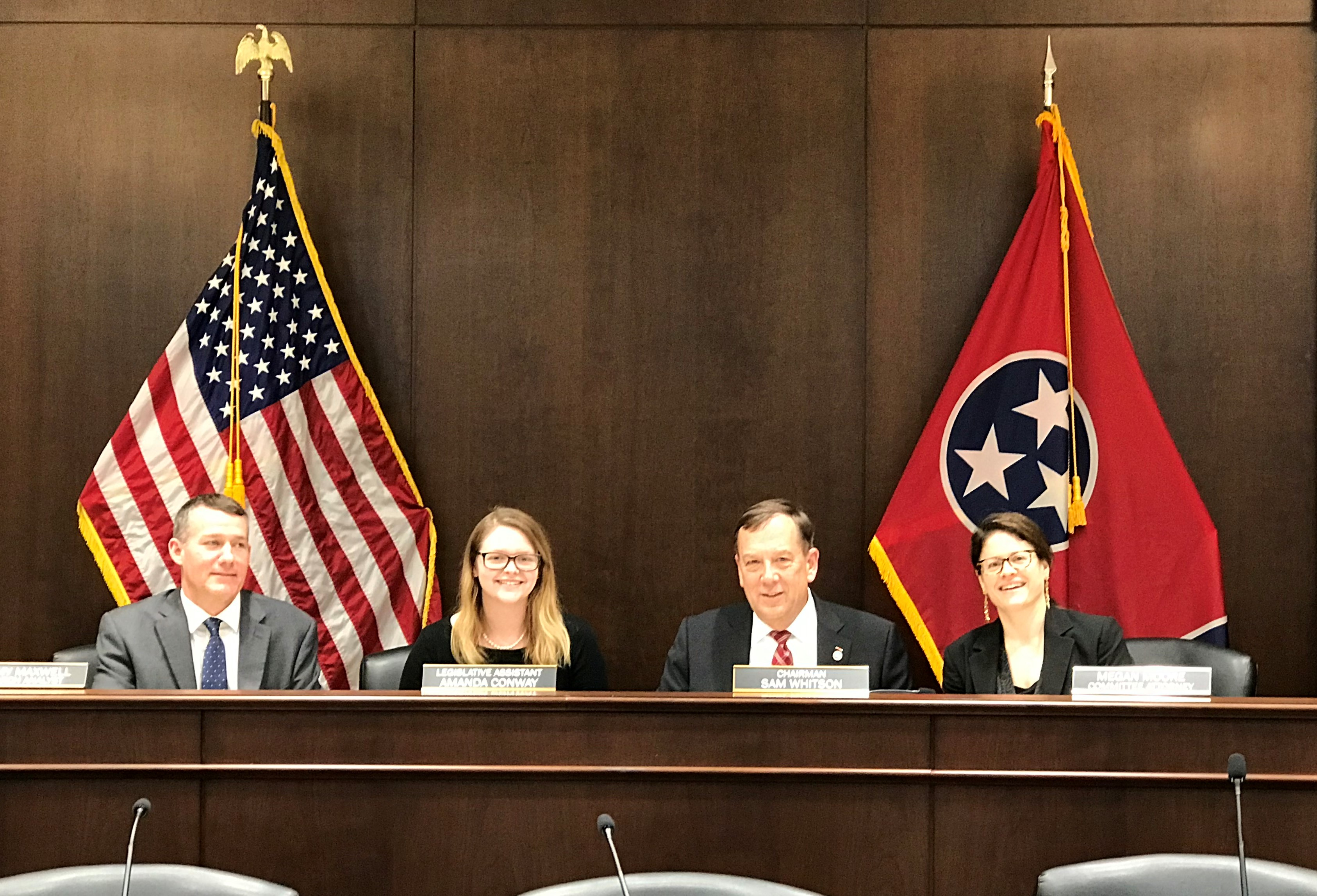 Rep. Whitson appointed to House Finance, Transportation and Health Committees