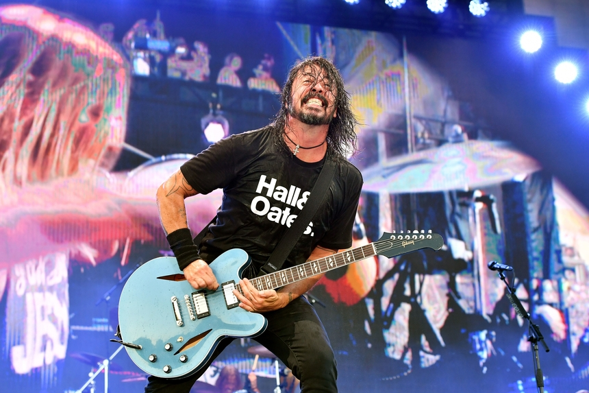 REVIEW: Sunday night Foo Fighters set represents 'Best of' what Pilgrimage can offer