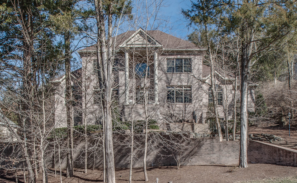 SHOWCASE HOME: Brentwood home offers open floor plan, grand details and outdoor relaxation