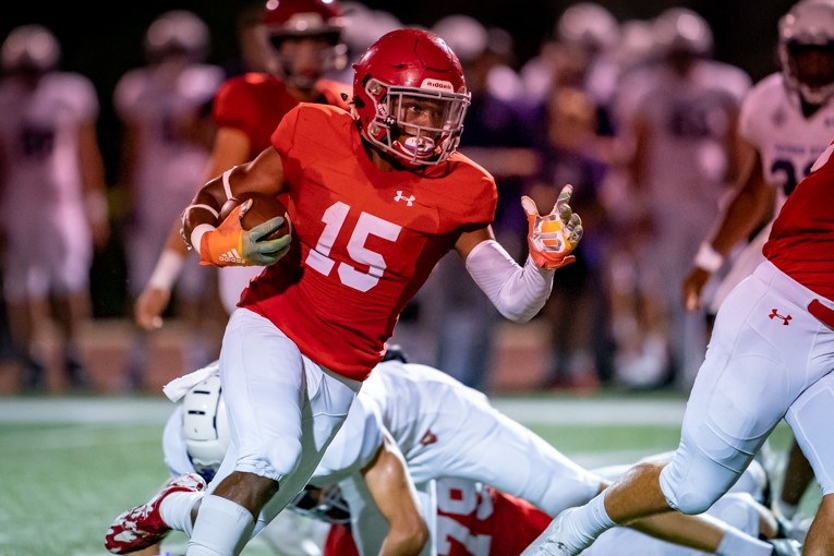 Brentwood Academy routs Father Ryan in offensive flurry