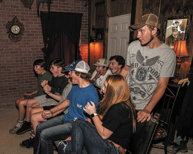 Your guide to some of Middle Tennessee's haunted attractions