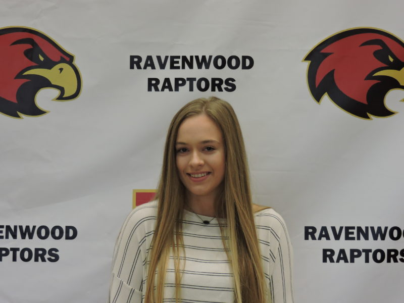 ATHLETE OF THE WEEK: Ravenwood High School