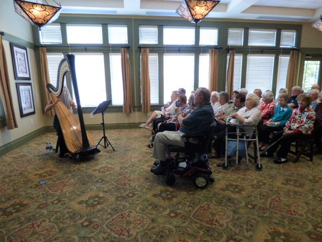 The Heritage at Brentwood completes final phase, offers new amenities for seniors