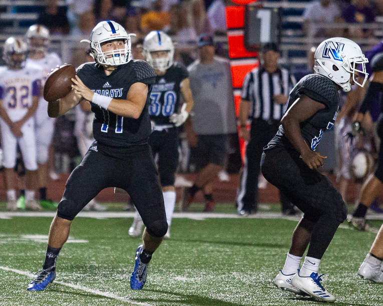 Nolensville football keeps unbeaten streak alive in Glencliff win