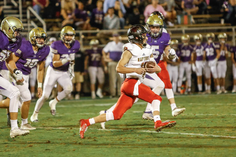 PHOTOS: Ravenwood football tops CPA