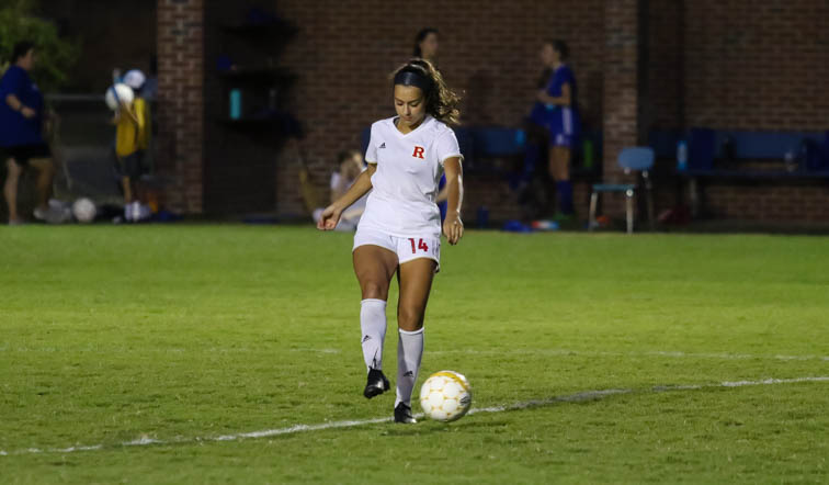 Ravenwood girls soccer soars to late-season victory over Centennial
