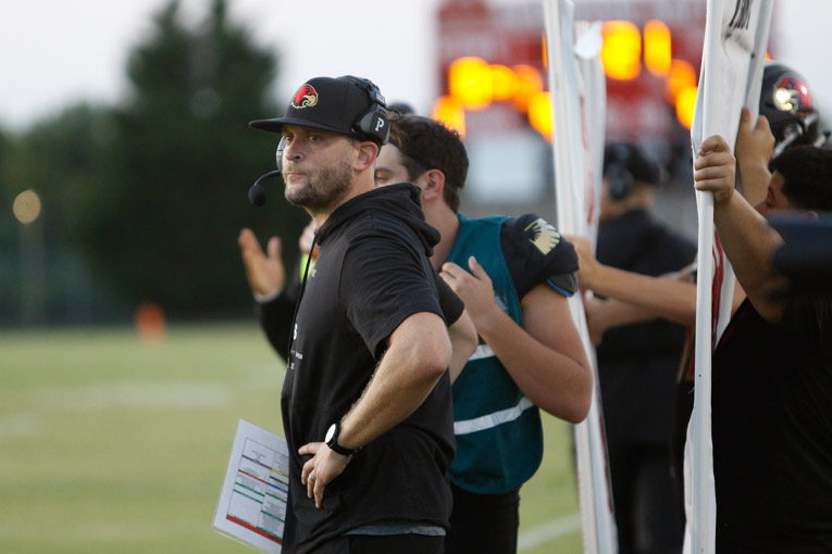 Ravenwood football coach Matt Daniels gets two-week suspension after investigation