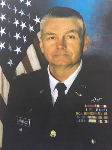 "OBITUARY: Colonel Anthony Wane ""Tony"" Cornelius"